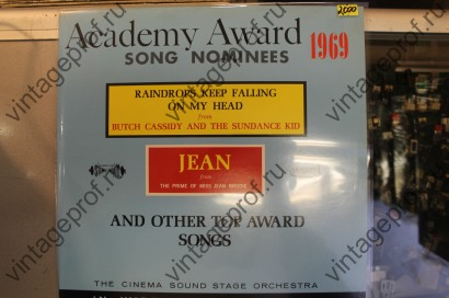 LP Academy Award Song Nominees 1969