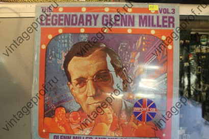 LP The Legendary Glenn Miller vol 3